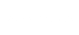Viva la blonde | Unpublished Perth Marketing and Content Creation